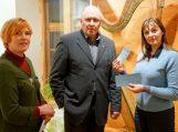 Kintų Vydūno kultūros centro muziejus praturtėjo originaliu eksponatu