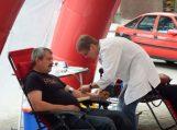 Šilutiškiai neliko abejingi kraujo donorystei