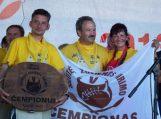 Penktasis žuvienės virimo čempionatas tapo tarptautiniu (nuotraukos)