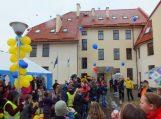 """Europos dienos šventė """"Kelią kuriame eidami drauge su Europa"""""""
