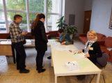 Lietuvoje trečiadienį prasidėjo išankstinis balsavimas prezidento rinkimuose