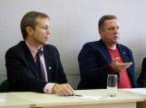 Lietuvos laisvės sąjunga (liberalai) pristatė savo kandidatą į merus ir siekius
