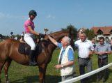 Fotoreportažas: Juknaičiuose vasara palydėta su žirgais