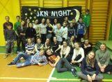 Veiksmo naktis Juknaičių pagrindinėje mokykloje