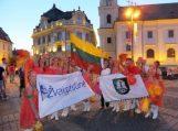 """""""Žvaigždūnė"""" dalyvavo festivalyje Rumunijoje"""