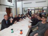 Tarptautinio Erasmus+ projekto dalyvių viešnagė Juknaičių pagrindinėje mokykloje