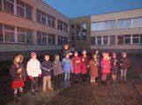 Laisvės gynėjų dienos paminėjimas Juknaičių pagrindinėje mokykloje