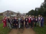 Solidarumo bėgimas Žemaičių Naumiesčio mokykloje-darželyje