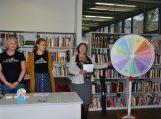 """Vydūno viešojoje bibliotekoje – literatūrinio stalo žaidimo """"Knygosūkis"""" rytmetis"""