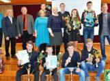 Sportininkų apdovanojimo šventės Vilkyčių pagrindinėje mokykloje