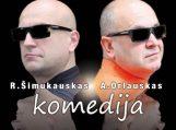 "Unikali lietuviška komedija ""Traukinys"""