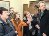 Kultūros paveldo departamento direktorės Dianos Varnaitės vizitas
