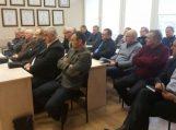 Savivaldybės vadovų ir verslininkų diskusija