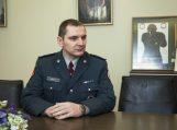 Tauragės apskrities vyriausiasis policijos komisariatas turi naują vadovą