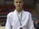 Ernestas Sagalec iš turnyro parsivežė bronzą