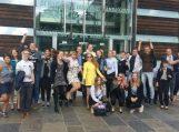 Savivaldybės darbuotoja dalyvavo ES Baltijos jūros regiono strategijos forume Berlyne