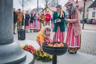 Lietuvos gimtadienis Švėkšnoje