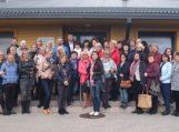 Socialinių darbuotojų išvyka į Anykščius