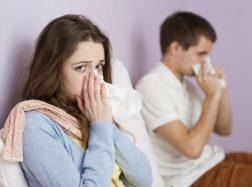 Skelbiama gripo epidemija