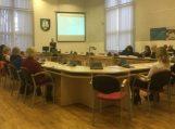 Savivaldybės darbuotojai ir įstaigų atstovai išklausė paskaitą apie korupciją