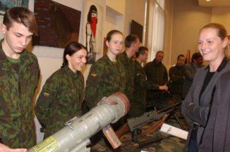 Paskaita apie informacinę propagandą Lietuvoje ir pasaulyje