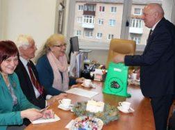 Savivaldybėje lankėsi svečiai iš Vokietijos