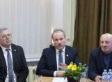 Savivaldybės vadovai pristatė veiklos ataskaitą Rusnės ir Kintų seniūnijų gyventojams