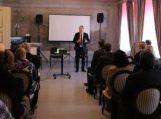 Įvyko Mažosios Lietuvos istorijos mokytojų sueiga