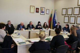 Susitikimas su Lietuvos Respublikos Seimo nare Dovile Šakaliene