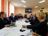 """Pristatytas asociacijos """"Klaipėdos regionas"""" 2019 metų veiklos planas"""