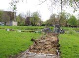 Šilutėje pradėti H. Šojaus dvaro parko teritorijos sutvarkymo ir pritaikymo rekreacijai darbai