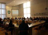 Įvyko VIII šaukimo 41-asis Tarybos posėdis