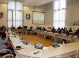 VIII šaukimo 43-iasis Tarybos posėdis
