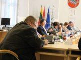 Tarybos posėdyje priimta 18 sprendimų