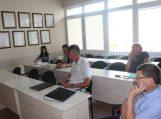 Darbo grupės dėl buitinių atliekų tvarkymo susitikimas