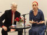 Poetė Dalia Bielskytė šilutiškiams linkėjo šviesos ir meilės