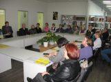 Pagėgių savivaldybės įstaigų atstovai supažindinti su Gyventojų perspėjimo ir informavimo sistema