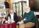 Susitikimas su legendiniu aktoriumi Juozu Budraičiu Šilutėje