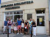 """""""Maža kelionė – dideli pasiekimai"""": Šilutės bibliotekininkai įgyvendino projektą Lenkijoje"""