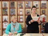 Bibliotekoje – lietuvių kalbos dienų renginiai
