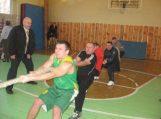 Tauragės apskrities priešgaisrinės apsaugos darbuotojų Kalėdinis sporto turnyras