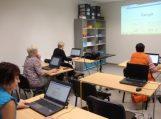Kompiuterinio raštingumo kursai pradedantiesiems ir paskaita apie finansus