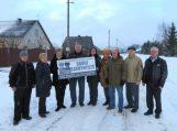 Šilutės mieste ir rajone įkurta 24 – oji Saugios kaimynystės grupė
