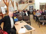 Seminaruose aptartos e-valdžios paslaugos Savivaldybėje ir 2015 metų gyventojų pajamų deklaravimo naujovės