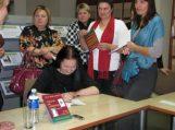 Susitikime su Alma Mieliauskiene šilutiškes domino valgymo ir lieknėjimo temos