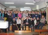 Šilutiškiai bibliotekininkai apie Kristijoną Donelaitį: Punske (Lenkija)