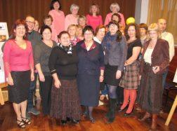 Kristijono Donelaičio metai Latvijoje išlydėti lietuviškomis dainomis