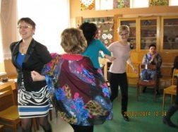 Šimtadienio šventė Traksėdžių pagrindinėje mokykloje