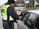 Neblaivūs vairuotojai galės iki 1 metų praleisti už grotų
