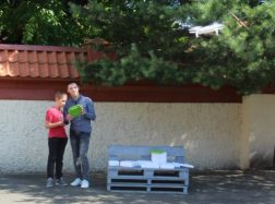Vasaros bepiločių skraidyklių užsiėmimai bibliotekoje